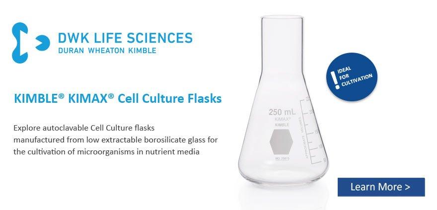 Kimble KIMAX Cell Culture Flasks