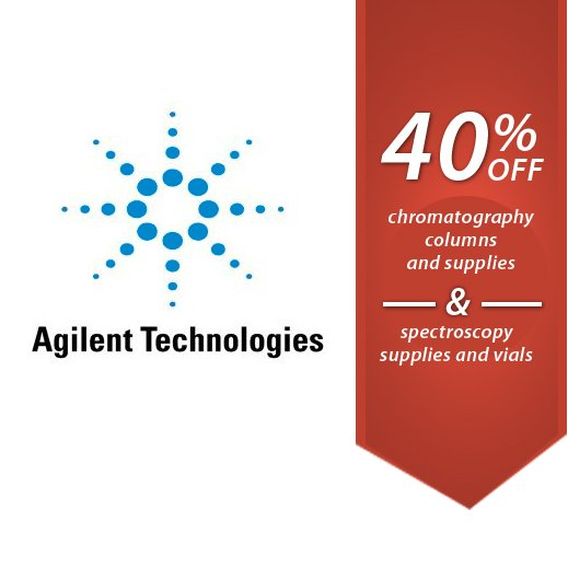 40% OFF chromatography and spectroscopy products