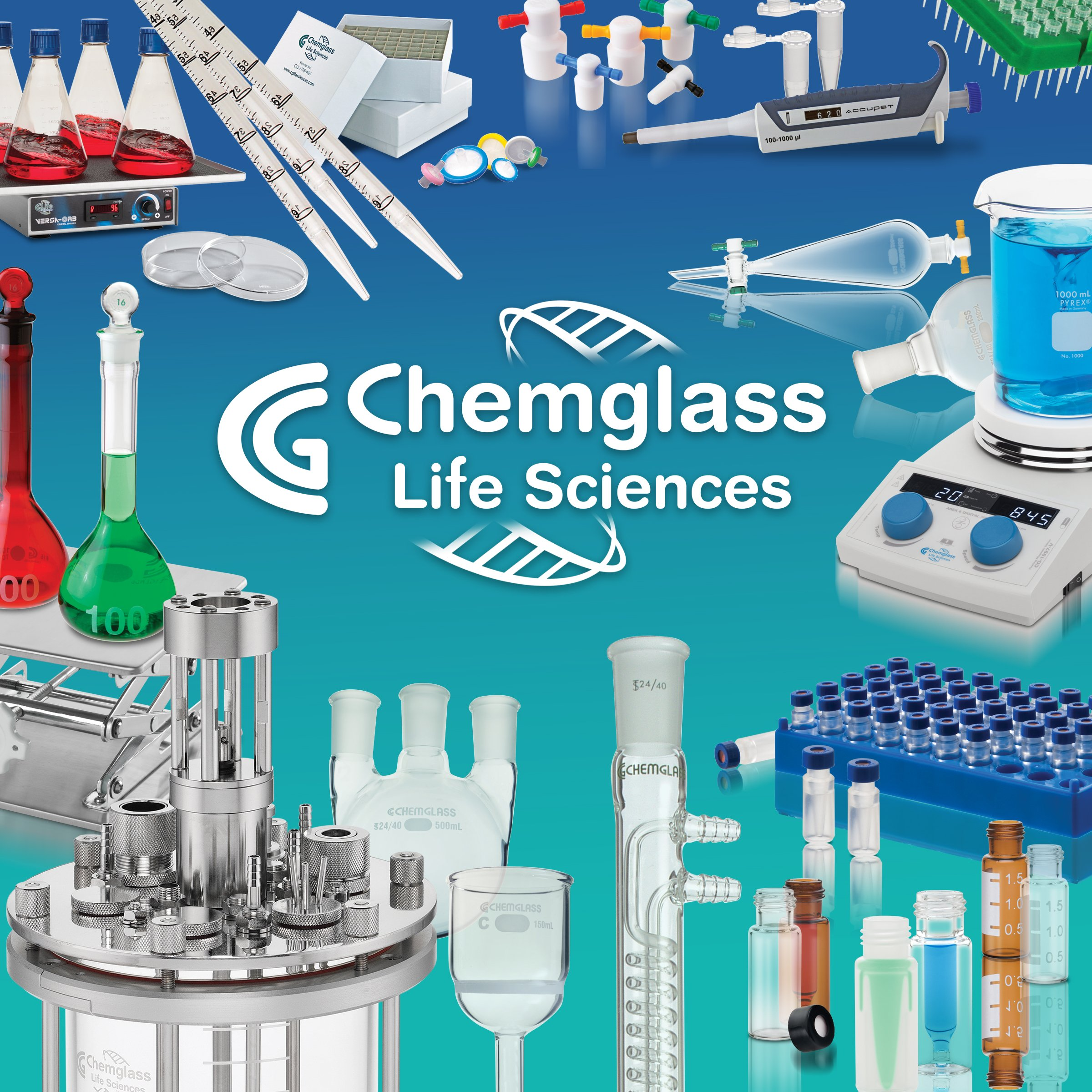 Save 10% your next purchase of $250 or more on select Chemglass products Use Promo Code: NETA-2019 when ordering  (The cart must ONLY contain Chemglass items)