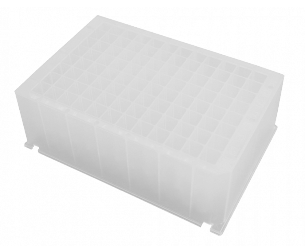 Through October 31st, save 10% off your purchase price of Finneran Porvair Sciences KingFisher™ 96-Well Deep Square Well Plate!