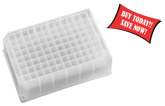 Through September 30th, save 10% off your purchase price of Porvair U.S.A made Virgin Polypropylene Storage Plates!